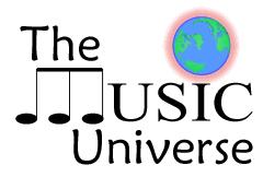 The Music Universe logo